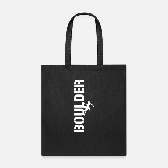 Bouldering Bags & Backpacks - Boulder - Tote Bag black