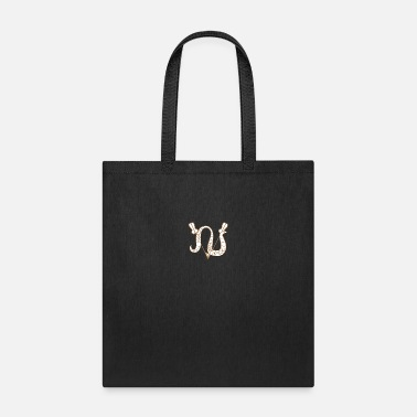 New Grandpa Celtic Symbols Dragon Gift Idea - Tote Bag