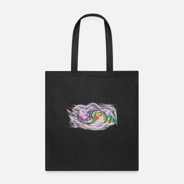 Distortion - Tote Bag