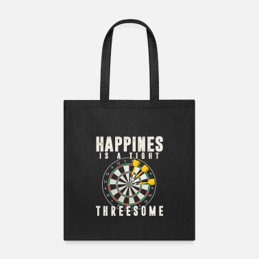 Tight Dart Player - Tote Bag