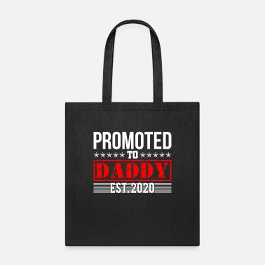 Lovely Promoted To Daddy 2020 I'm Going To Be A Dad To Be - Tote Bag