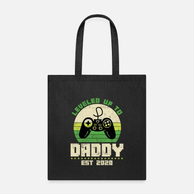 Love Leveling Up To Daddy I'm Going To Be A Dad To Be - Tote Bag
