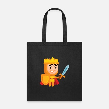 St Johns Knight Lvl3 01 - Tote Bag