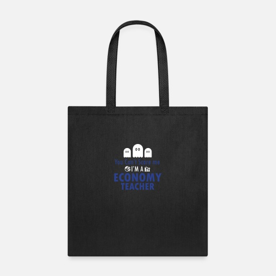 Teacher Bags & Backpacks - Teacher's Day. Economy Teacher - Tote Bag black