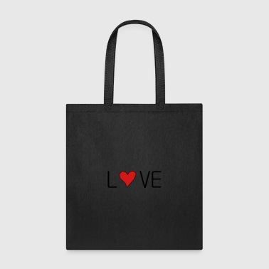 he_art_love - Tote Bag