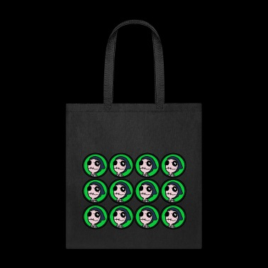 RUDERHYMER 'Voodoo Doll' Stacked - Tote Bag