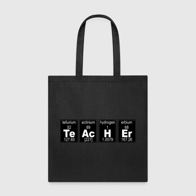 Chemistry TeAcHEr - Tote Bag