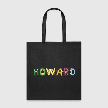 Howard - Tote Bag