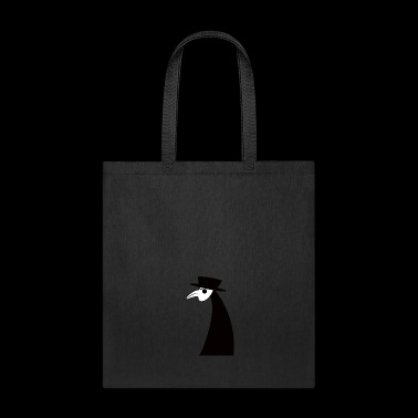 Plague Doctor Cartoon Character - Tote Bag