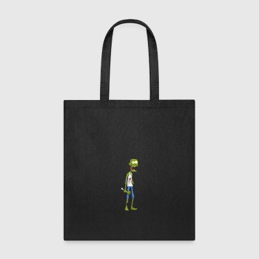 Zombie 01 - Tote Bag