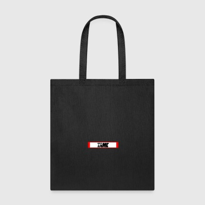 Tame by Willay - Tote Bag