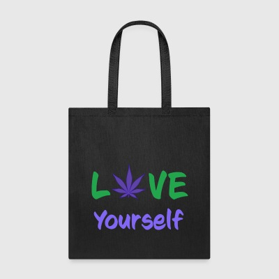 Love yourself (420) - Tote Bag