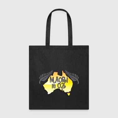 MAORI in OZ (Australia) New Zealand - Tote Bag
