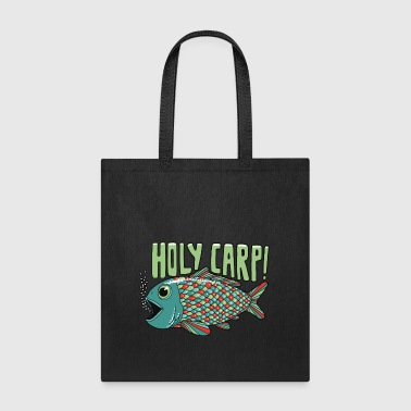 Holy Carp - Tote Bag