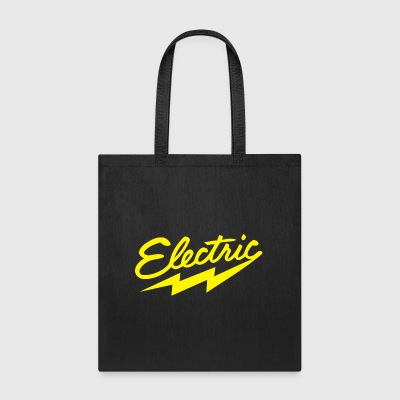 tendance urban electric - Tote Bag