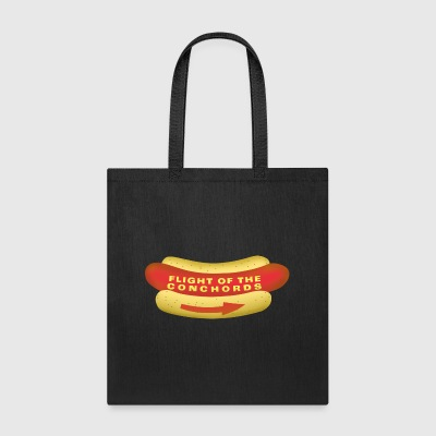 Flight Conchords Hotdog2 - Tote Bag