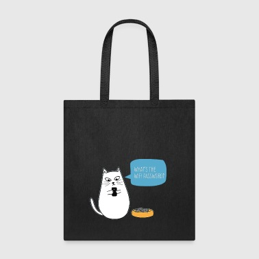 cute kawaii cat - Tote Bag
