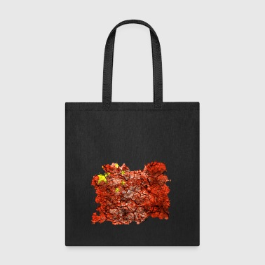 China Vintage Flag - Tote Bag