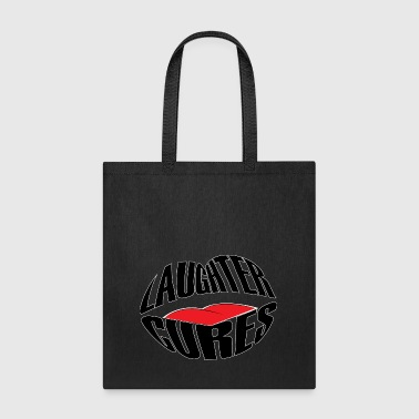 laughterBIG - Tote Bag