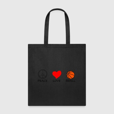 peace love7 - Tote Bag