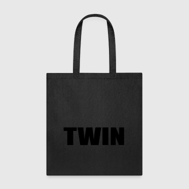 TWIN - Tote Bag