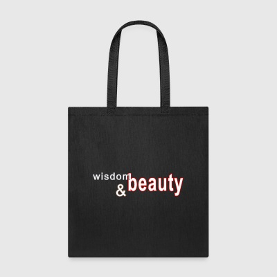 wisdom and beauty - Tote Bag