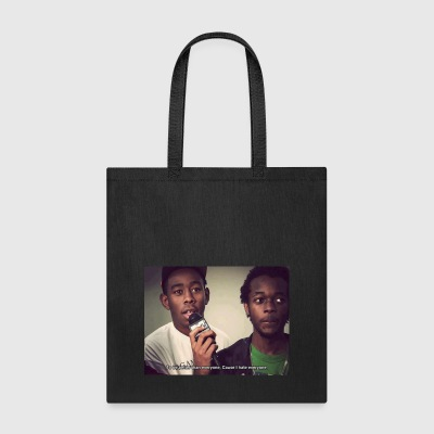 Tyler the creator motivation - Tote Bag