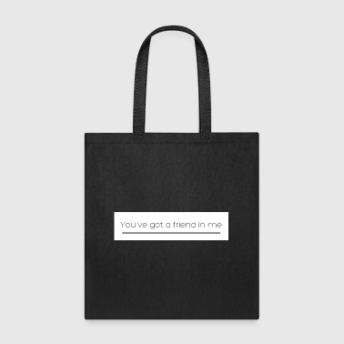 Friend - Tote Bag
