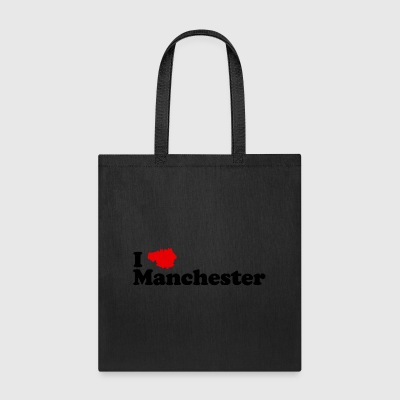 Love Manchester - Tote Bag