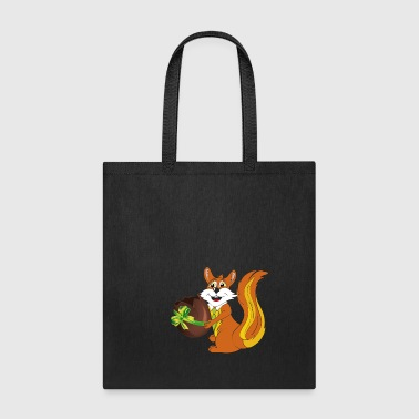 Easter squirrel - Tote Bag