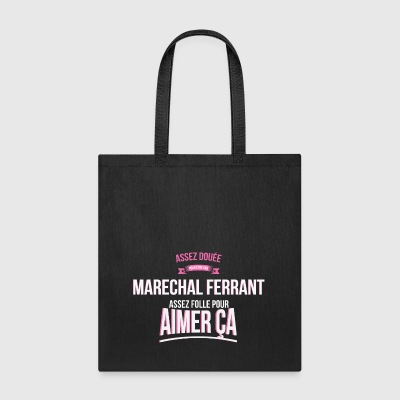 Ironworker crazy gifted gift woman - Tote Bag