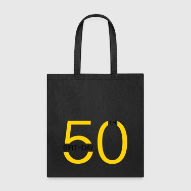 50th birthday - Tote Bag