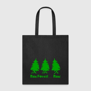 Run forest run - Tote Bag