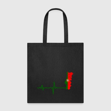 Heartbeat Portugal gift - Tote Bag