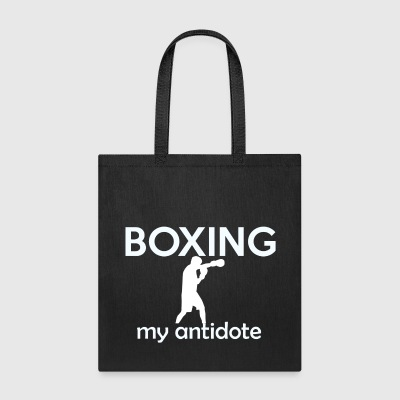 Kick boxing design - Tote Bag