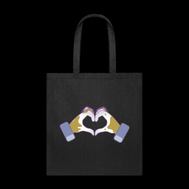 Spotted hands - Tote Bag
