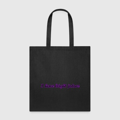 bright future - Tote Bag