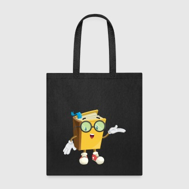 book - Tote Bag