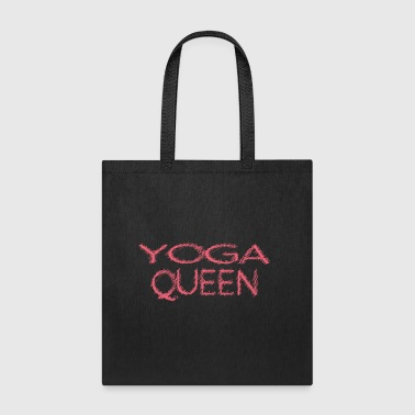Yoga Queen Womans Mothers Mom Day - Tote Bag