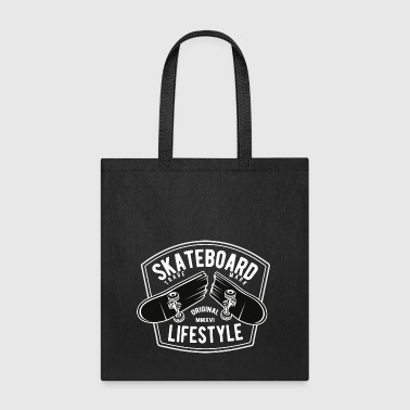 Skateboard Lifestyle2 - Tote Bag