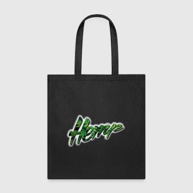 Hemp - Ganja - Marijuana - Tote Bag