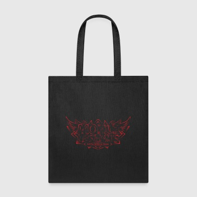 Mobile Legend red - Tote Bag
