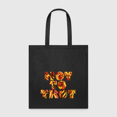 hot to trot - Tote Bag