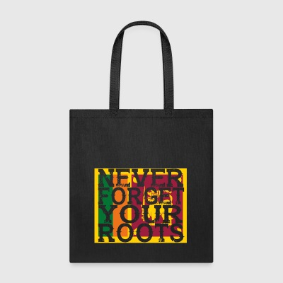 never forget roots home Sri Lanka - Tote Bag