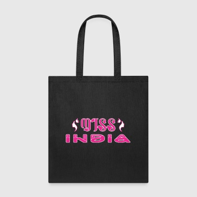 Miss India - Tote Bag