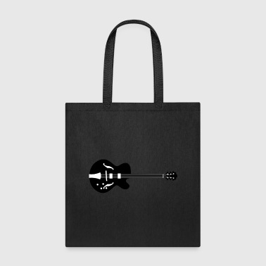 jazz guitar - Tote Bag
