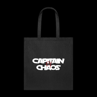capitain of chaos - Tote Bag