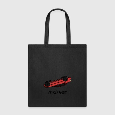 mayhem. - Tote Bag