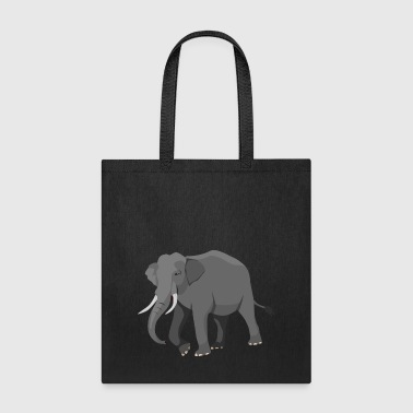 elephant gift present - Tote Bag