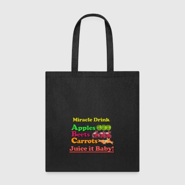 Miracle Drink A,B,C's - Tote Bag